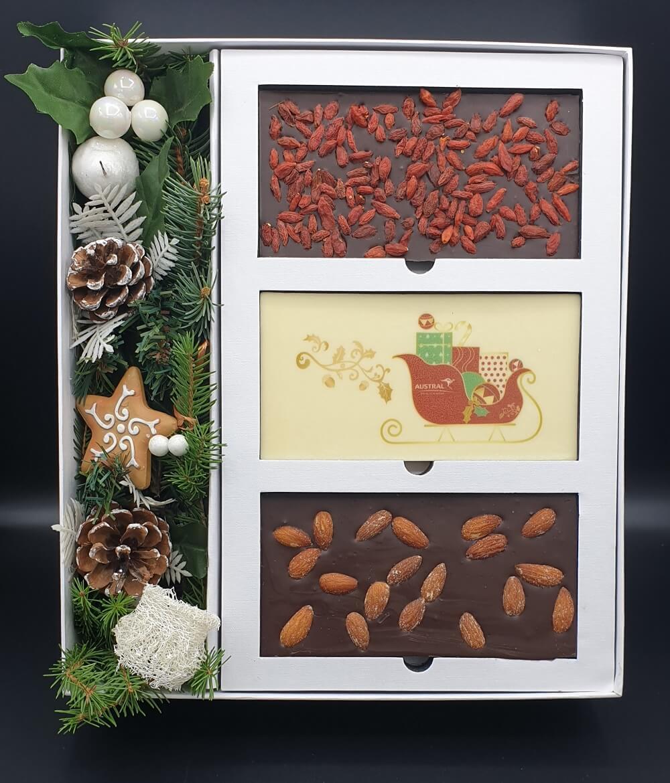 Atelier Cortez | Macarons si Praline de ciocolata